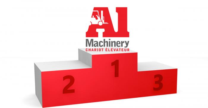 A1 Machinery is #1 in North America