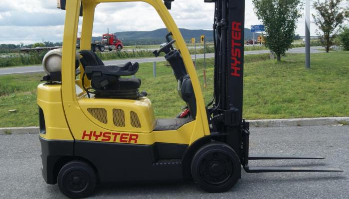 Why you should get a used forklift